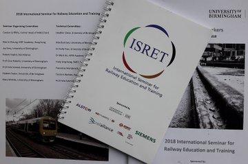 ISRET-Konferenz Birmingham