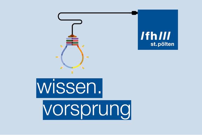 Am 3. Dezember findet die nächste Veranstaltung im Rahmen der Diskussionsreihe wissen.vorsprung der Fachhochschule St. Pölten statt.