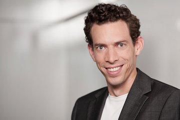 Felix Badura, Mitgründer und Country Manager Österreich bei Meetrics