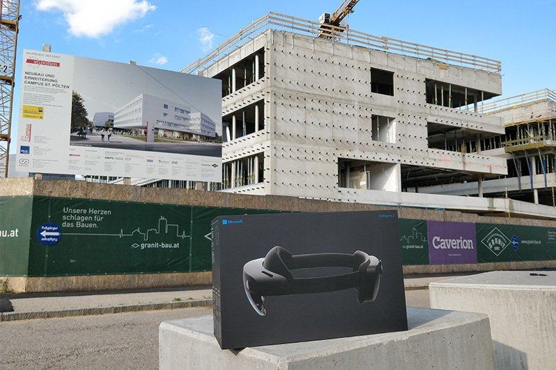 Noch einen Schritt näher an der digitalen Zukunft: mit der HoloLens 2