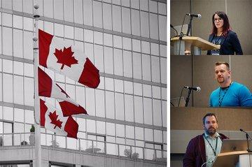 FH-Forscherinnen bei IEEE VIS 2019 in Vancouver