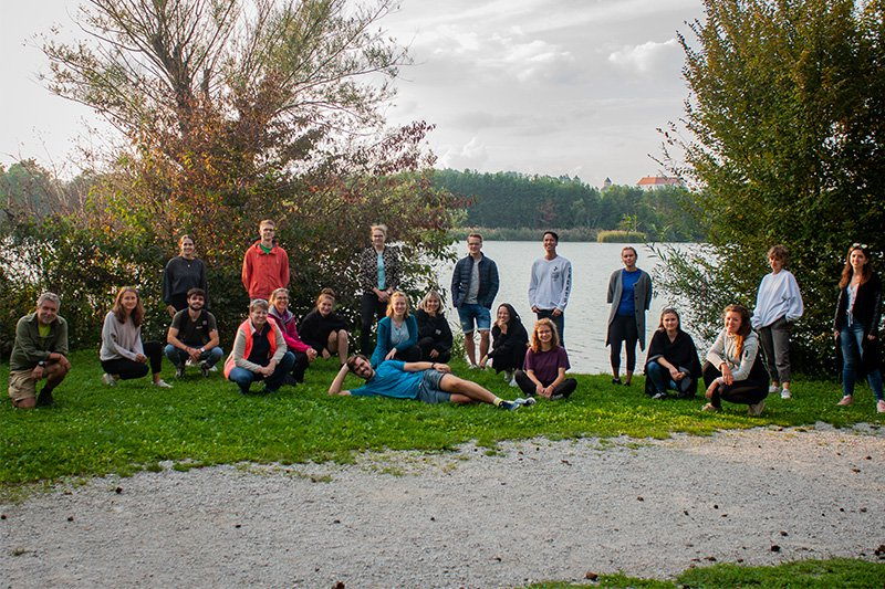 Teambuilding am Viehofner See