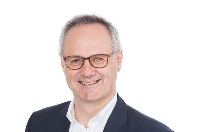 Andreas Hartl, Vorstandsmitglied im FH-Förderverein