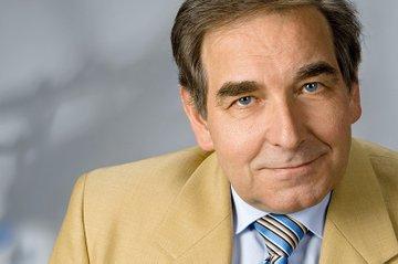 Friedrich Franek, Vorstandsmitglied im FH-Förderverein