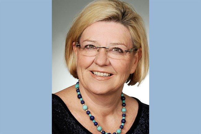 Martina Amler, Vorstandsmitglied im FH Förderverein