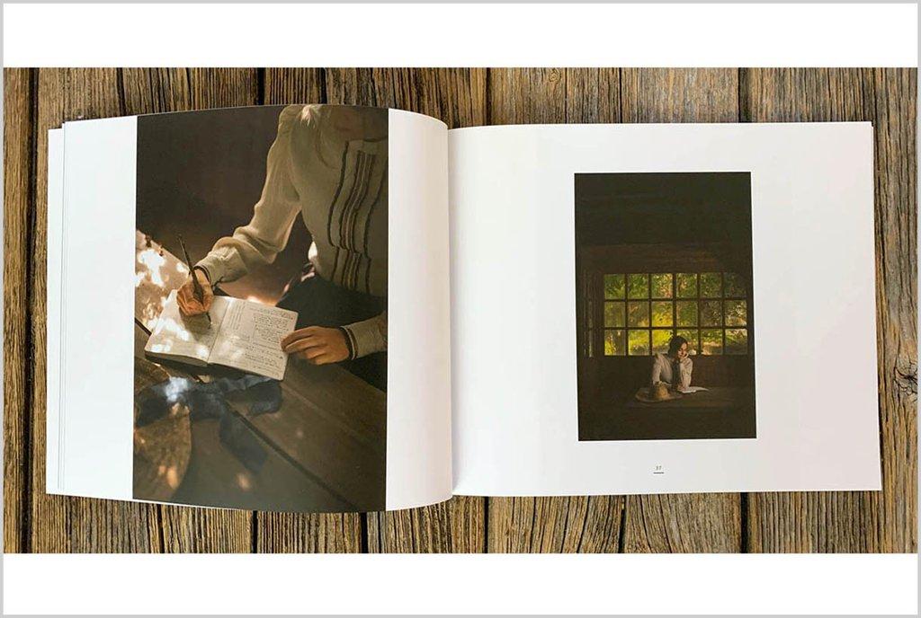 """""""Imagine Her Story"""" – künstlerisches Fotoshooting"""