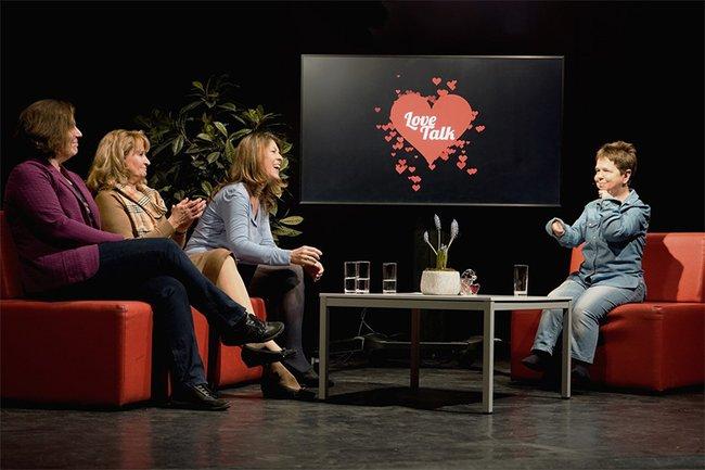 Love Talk demnächst auf Okto.tv zu sehen