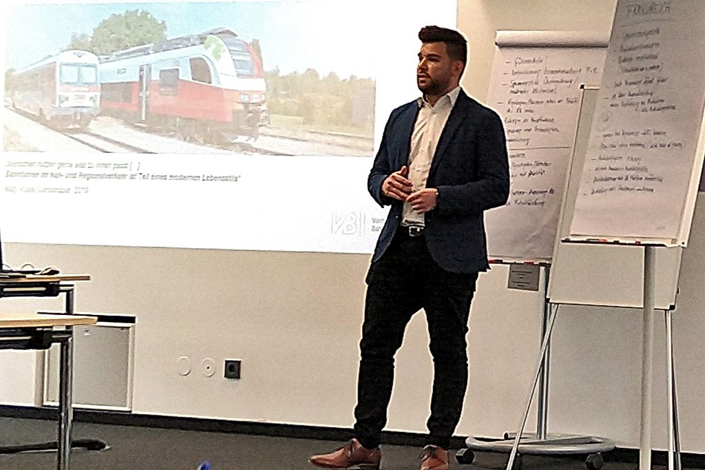 Präsentation Thomas Gerstenmayer