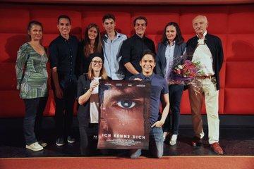 Internes Screening im Wiener Filmcasino