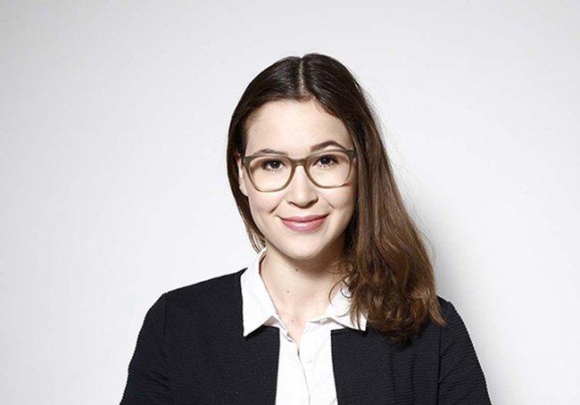 Katharina Andratsch, Produktmanagerin SAPIRA
