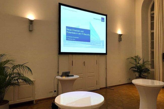 Keynote Cyber Security Vernetzungstreffen