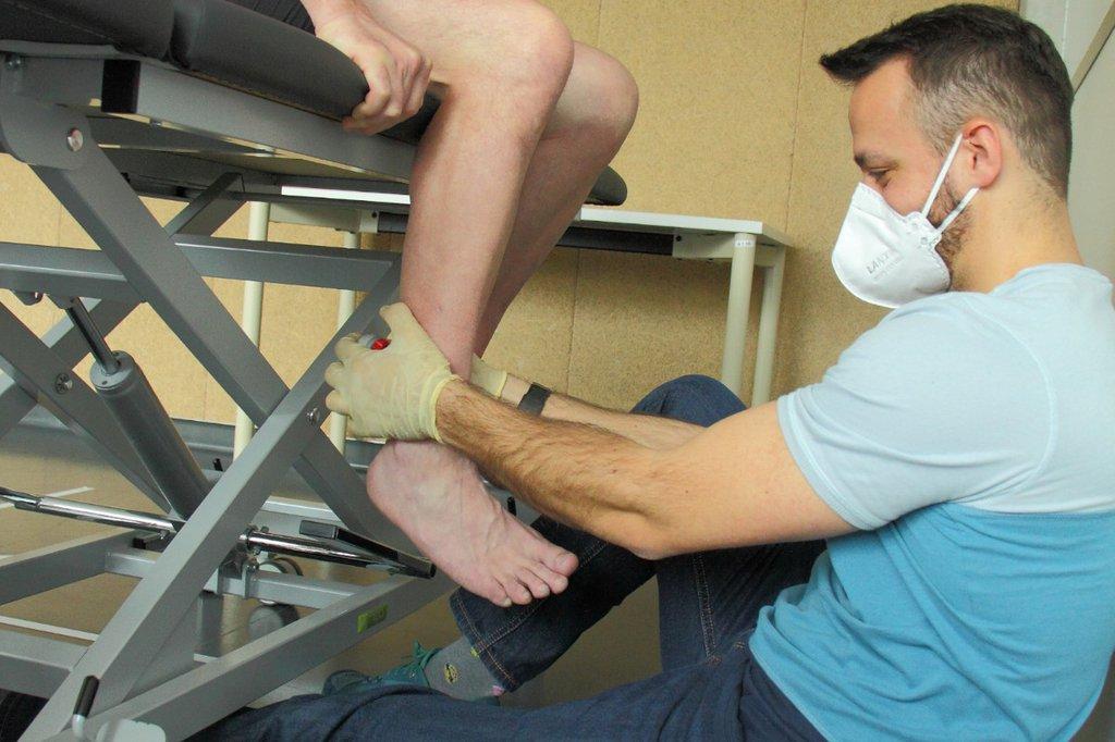 Kniearthrose: Proband*innen gesucht