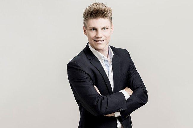 Karl Aschinger, Client Consultant, IQ mobile.