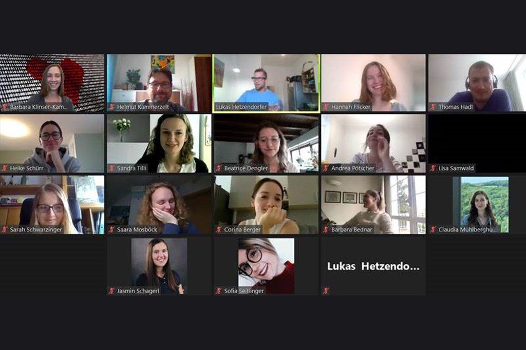 Karriereworkshop für Studierende des Bachelorstudiengangs Marketing & Kommunikation an der FH St. Pölten