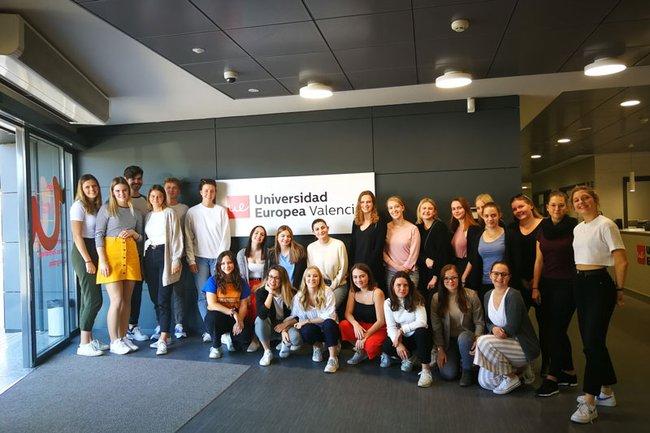 Kreativitätstechniken-Workshop in Valencia / Partneruni