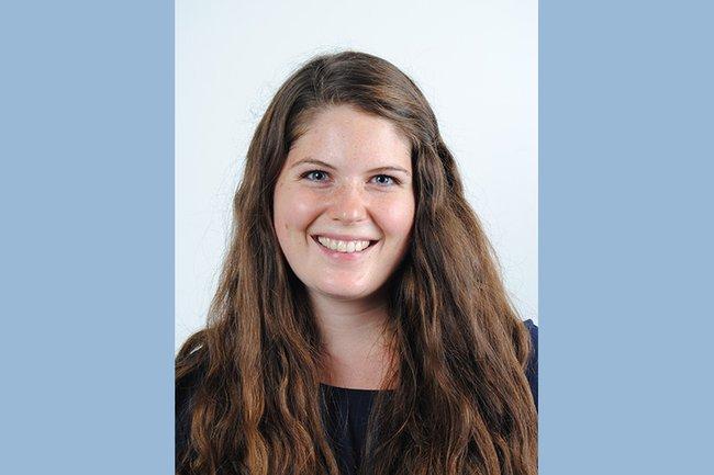 Medienmanagement-Absolventin Iris Fischer