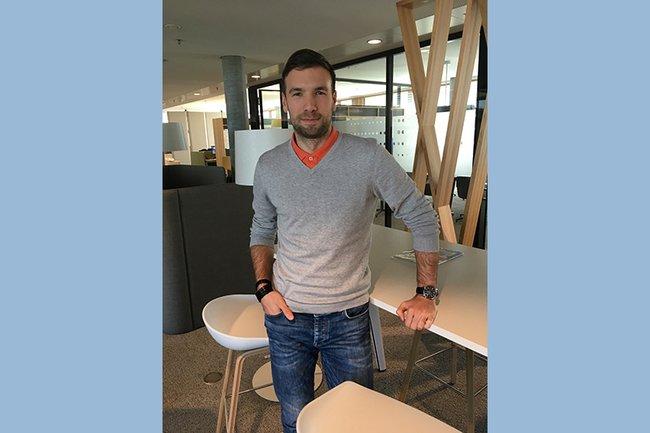 Patrick Ledic, Absolvent Media- und Kommunikationsberatung