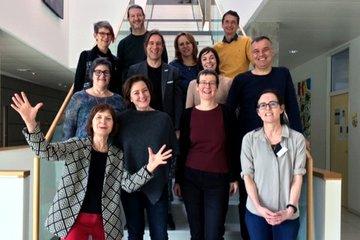 PraxisanleiterInnen aus ganz Österreich in Graz