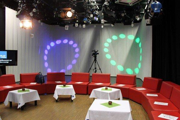Medien.Lounge an der FH St.Pölten