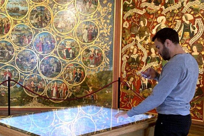 FH St. Pölten gestaltet digitales Erlebnis zur Jahresausstellung des Stiftes Klosterneuburg
