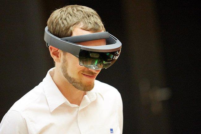 HoloLens im Einsatz
