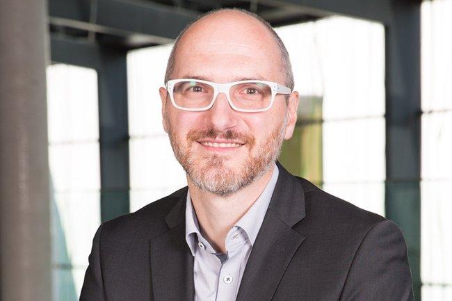 Wolfgang Aigner, wissenschaftlicher Leiter des Instituts für Creative\Media/Technologies