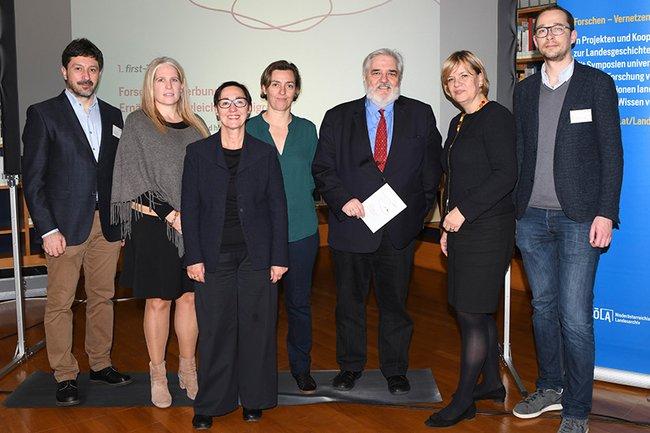 Tagung des Forschungsnetzwerks für Interdisziplinäre Regionalstudien (first)