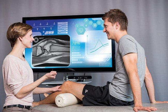 Mit neuen Technologien kann die Behandlungsqualität gesteigert werden