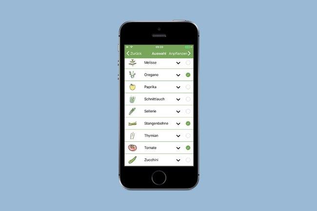 harVie - App für die ertragreiche Ernte