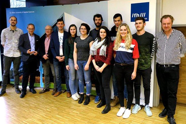 Präsentation der Plattform medienmachen.at an der FH St. Pölten