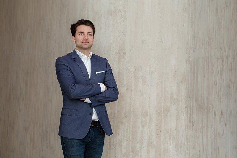 Thomas Biruhs, Geschäftsführer von TechChild IntelliChance