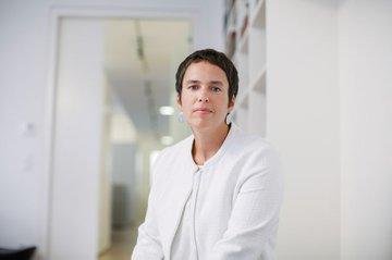 Sandra Luger (Geschäftsführende Gesellschafterin Gaisberg) spricht über Public Relations.