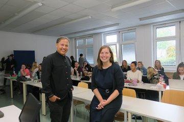 Andreas Wochenalt und Birgit Schöndorfer von der Österreich Werbung (Brand Management)