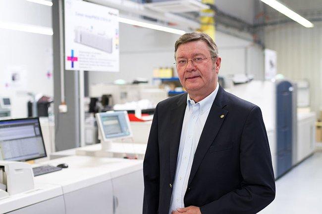 Anton Jenzer ist Präsident des Dialog Marketing Verband Österreich.