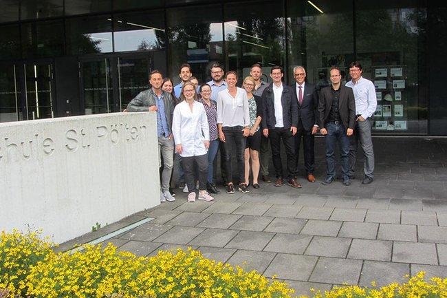 Studierende des Lehrgangs Digital Marketing wickelten Projekte für Zell am See-Kaprun und die Danubius Spa Division ab.