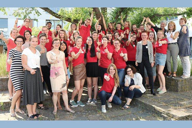 Treffen der Projektgruppe in Neubrandenburg, Mai 2018