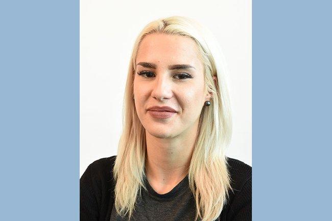 Lara Hubmann, Studentin Medienmanagement (FH St. Pölten), ist Teil des ORF-DialogForum.