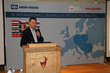 Vortrag Otfried Knoll bei Bremsentagung