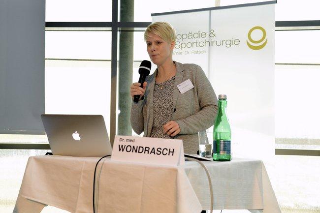 Vortrag von Barbara Wondrasch