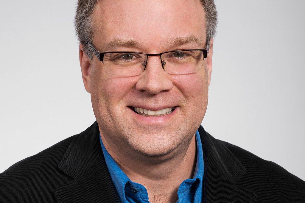 FH-Professor Johannes Pflegerl