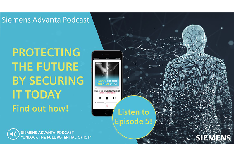Podcast zum Thema IoT und Cyber Security