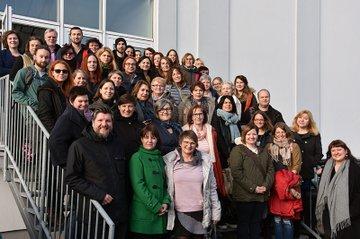 TeilnehmerInnen des PraxisanleiterInnentages 2018