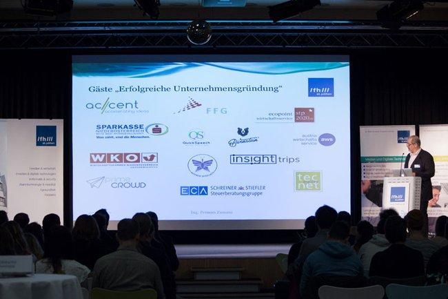 """Gründerservice-Einrichtungen informieren beim Praxisforum """"Erfolgreiche Unternehmensgründung"""""""