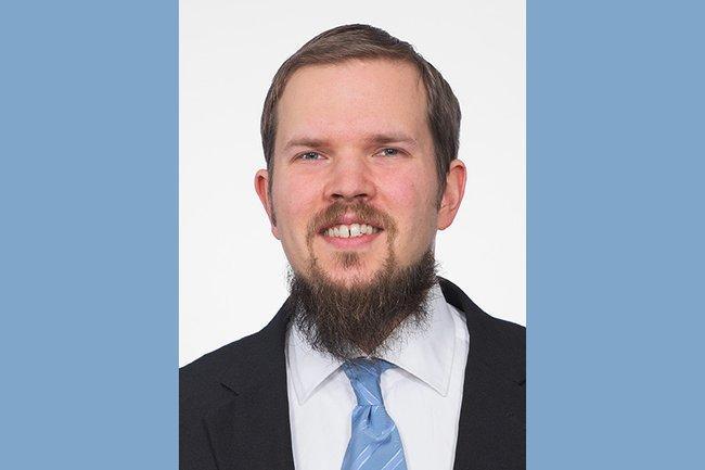 Researcher Henri Ruotsalainen