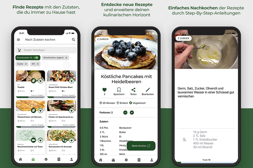 "Studierenden-App ""SmartCooking"" legt sensationellen Start im App Store hin"