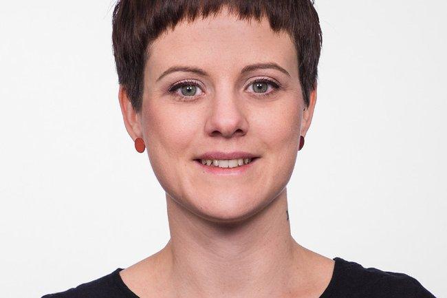 Eva Grigori, Dozentin am Department Soziales