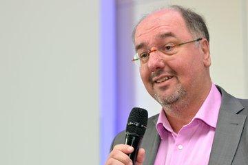 FH-Professor Christoph Redelsteiner