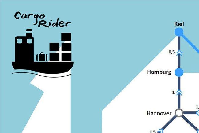 Projekt CargoRaider, Credit: Olivia Wais / FH St. Pölten