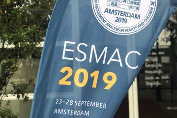 Logo der ESMAC Konferenz