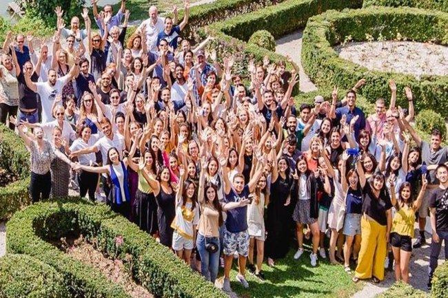 Die diesjährigen TeilnehmerInnen der Salzburg Global Academy on Media & Global Change